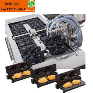 Electric Or Gas Automatic Cake Stuffing Making Delimanjoo Machine