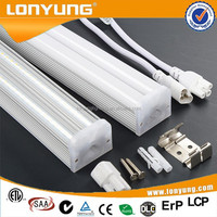 Hot sale double row tube T5 fluorescent lights easy connection