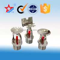 Automatic fire fighting equipement, fire sprinkler system