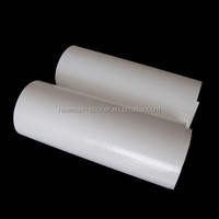 Blank Semi Gloss Self Adhesive Sticker Paper Roll/ in Sheet