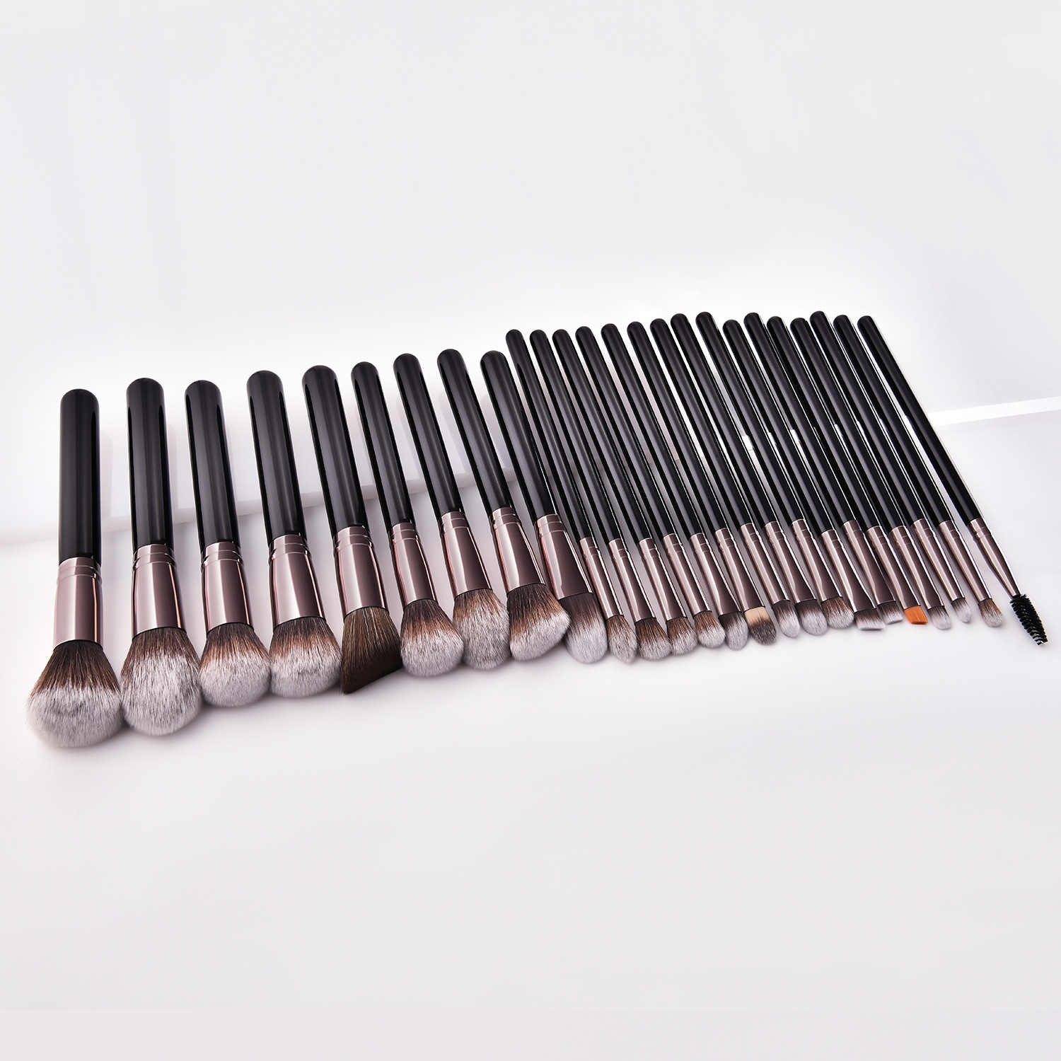 Best Seller Online Vegan Makeup Tool 25PCS Multipurpose Make Up Brushes Professional Makeup Brush Set for Beauty Makeup