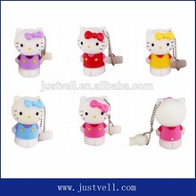 factory sale cartoon anime usb flash drive usb pendrive wholesales usb memory