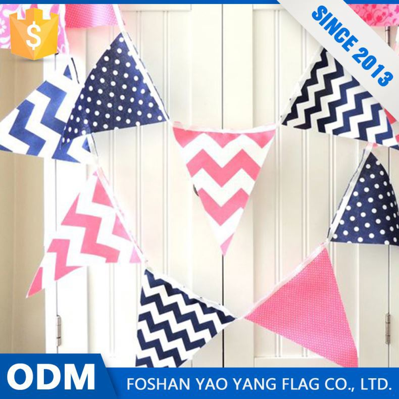 Online Shop China Good Quality Custom Difference Shade Size Bunting Baby