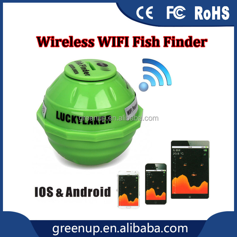 wifi fish finder android