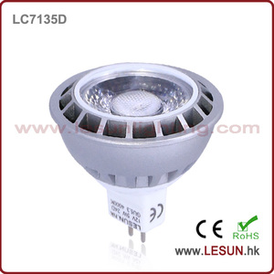 Spotlight led GU10 MR16 spot light 220v dc12v dimmable high lumens lamps aluminum garden led spotlight 110V