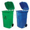120L hospitaL trash can / wheelie bin