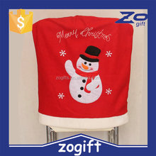 ZOGIFT OEM fancy chair cover for Christmas