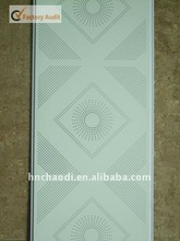 new hot seller indoor decorative pvc ceiling panel( CZ 0092)