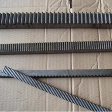 MMS Round rack gear Module 0.5 Length 200mm Stainless steel rack and pinion