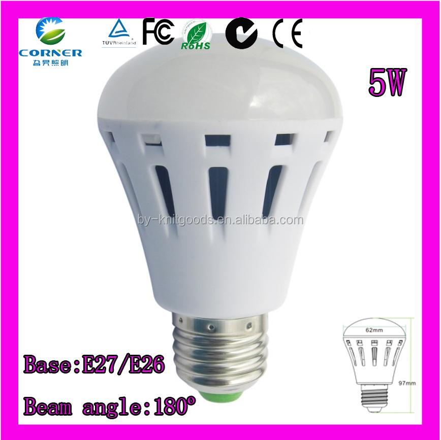 Wholesale www xxx com lowest price 7w A19 AC100-240V e26/e27 led ...