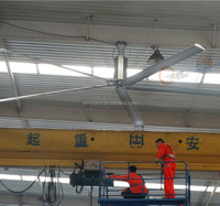 20ft HVLS Air Cooling Industrial large Ceiling Fan