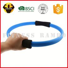 RAMBO Exercise Yoga Crossfit Magic Pilates Ring Fitness Equipment With Foam Pad Grips