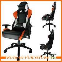 2016 Stable Swivel Sport Leather Gaming Chair Racing Seat Office Chair