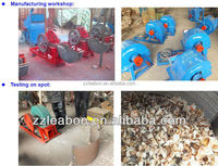 High Efficient Wood Shaving Equipment/wood shaving machine for animal bedding