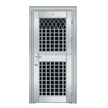 New Coming Home Security Stainless Steel Door Design american steel door