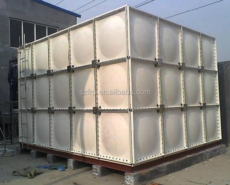 SMC sectional Water Tank for drinking farm rain water