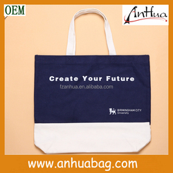 Factory professional carrying cotton cloth bag