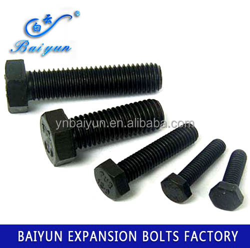High Tension Hex Bolt and Nuts Grade 8.8