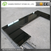Absolute black shanxi granite pre cut countertop 2-3 thick prices