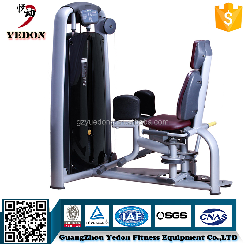 2016 hot sale fitness equipment inner thigh abductor chinese gym equipment