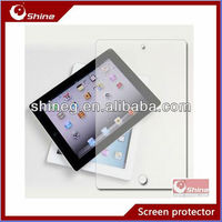 Ultra clear matte screen protector/ screen guard/screen shield for ipad mini oem/odm