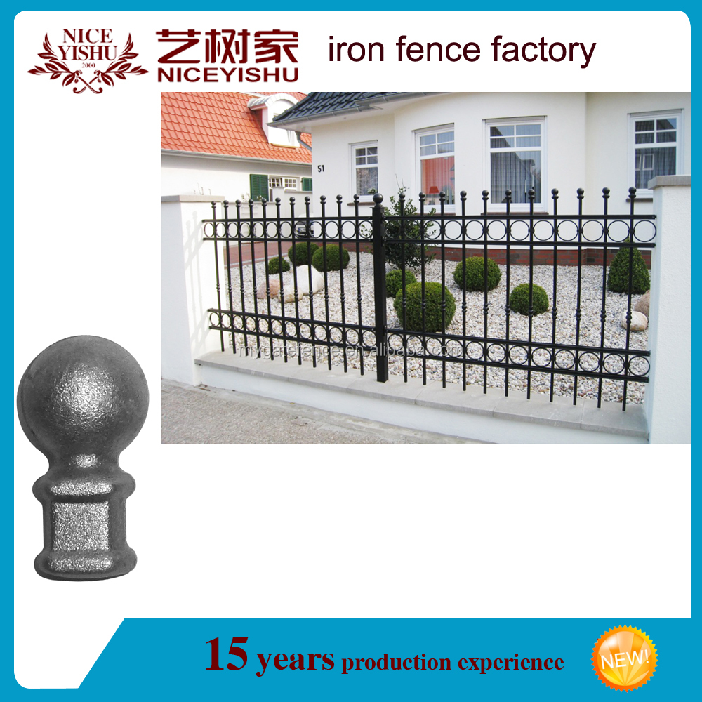 modern ornamental simple strong quality philippines gates and fences american luxury double swing aluminum fence for driveway