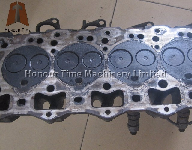 8-97114713-1 4LE1 Engine Cylinder head for used engine parts