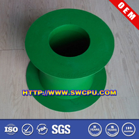 OEM Silicone/PUR Rubber Sleeve Joint Bushing Silent Block Bushing