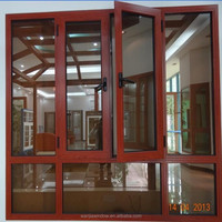 factory wholesale balcony glass window panels
