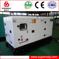 60kw original UK import engine genset 75kva diesel generator assembly in Supermaly