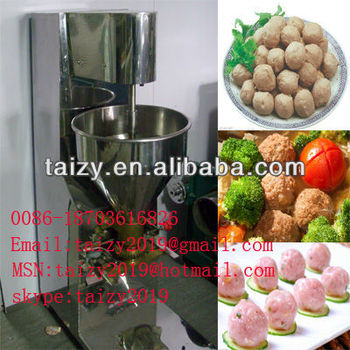 pork/beef/fish/chicken meat ball making machine