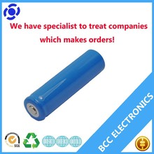 Nimh 3.2v 1300mah rechargeable battery 18650 battery