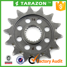 Stainless Steel motorcycle sprockets transmission kit