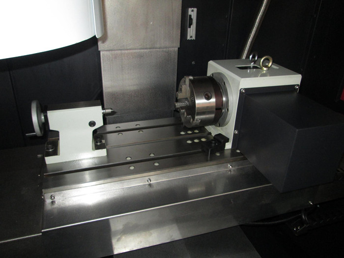 vmc550 cnc vertical machining center for sale
