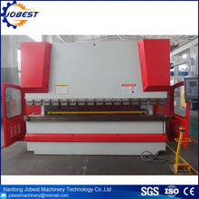 E21S NC WC67K 80T 3200mm CNC Hydraulic Used Plate Press Brake Bending Machine