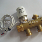24VDC/110VAC/230VAC Electric Actuator Radiator Valve