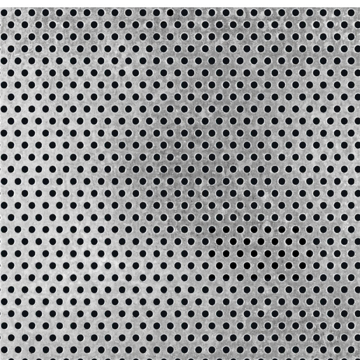 factory micro hole perforated metal titanium sheet