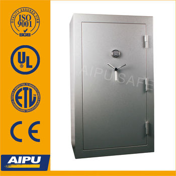 Fireproof gun safe box with UL listed SecuRam Electronic lock RGS724227-E/gun safe box/gun safe wholesale/home safe