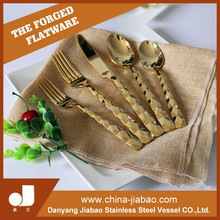 new style large Spoon fork set wedding favors in the philippines