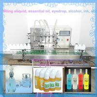 Top quality hot selling bag making liquid filling machine