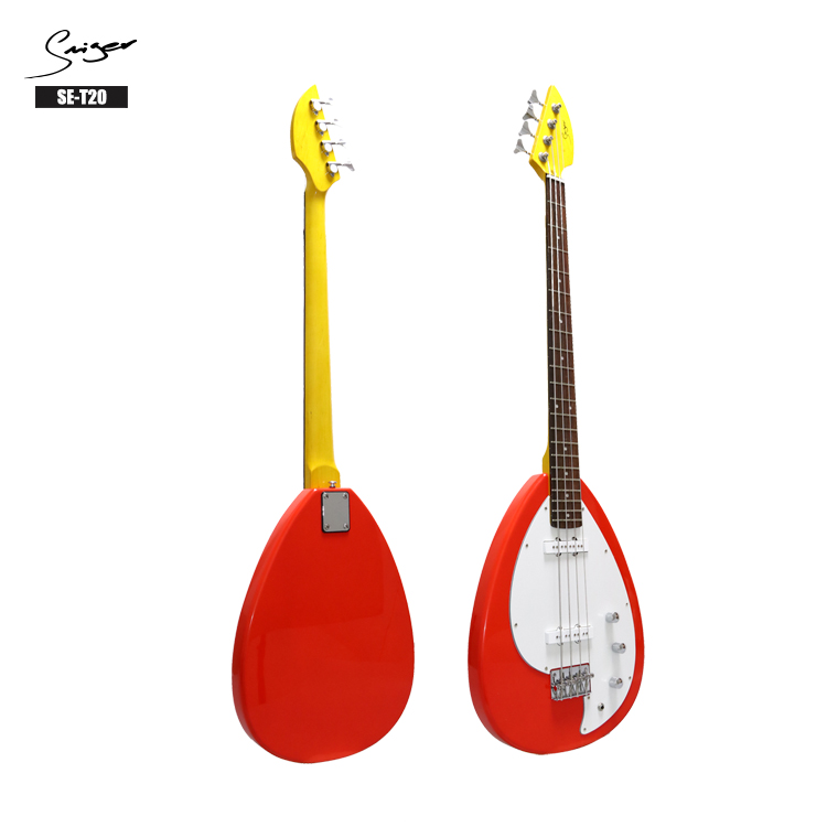 High quality Chinese 4 string electric bass guitar wholesale