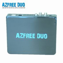 AZFREE DUO Multifunctional DVB S S2 good working satellite receiver