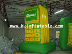 giant inflatable mobile phone, inflatable mobile model for advertising