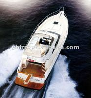 14m frp china marine luxury yacht with well equipments