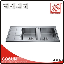 Stainless Steel Quality Craft Kitchen Sink 2015