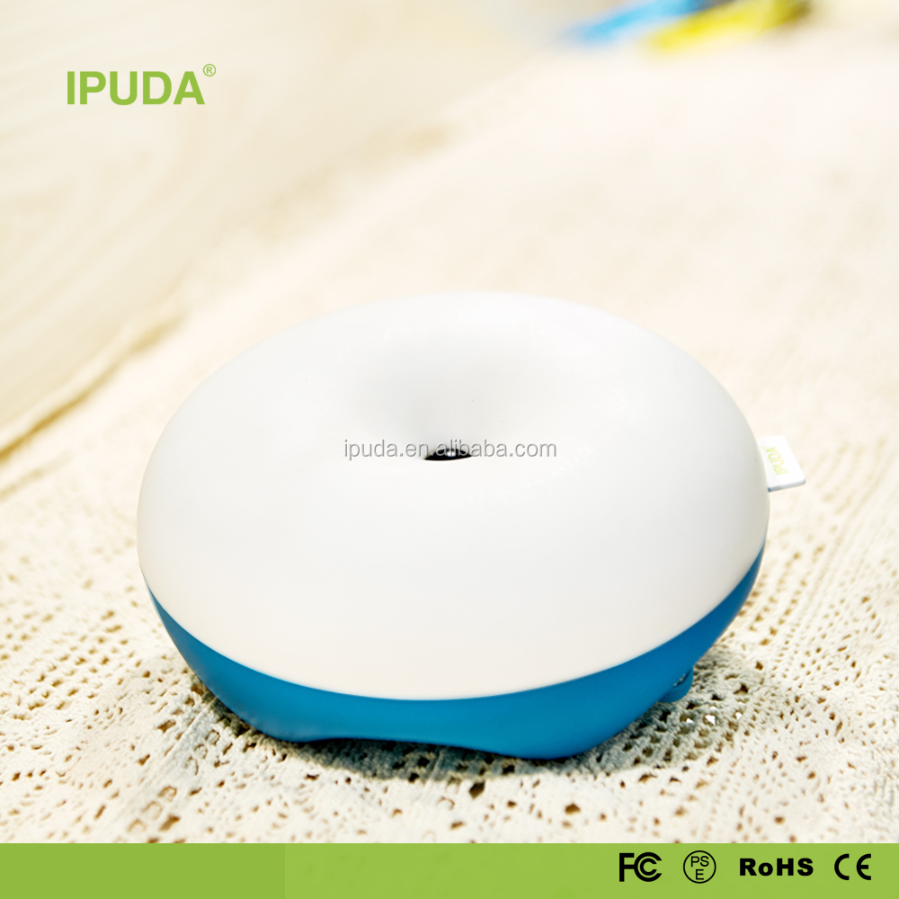 2017 inventions IPUDA motion sensor led lights with 2000mAh rechargeable battery dimmable brightness