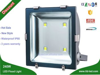 new generation competitive price led flood light 240w