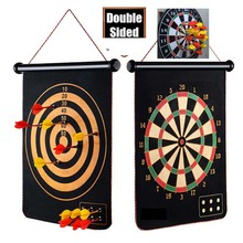 Double sided Magnetic DartBoard Very Popular Gifts for Boys and Boys Toys for Age 5 and Above
