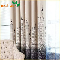 China manufacturer brand name curtain