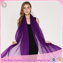10 colors have stock factory custom high quality ring velvet italian cashmere scarf